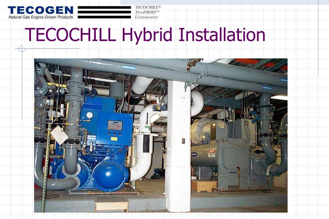 TECOCHILL Hybrid Installation
