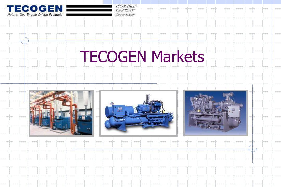 TECOGEN Markets