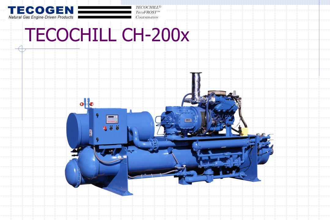 TECOCHILL CH-200x
