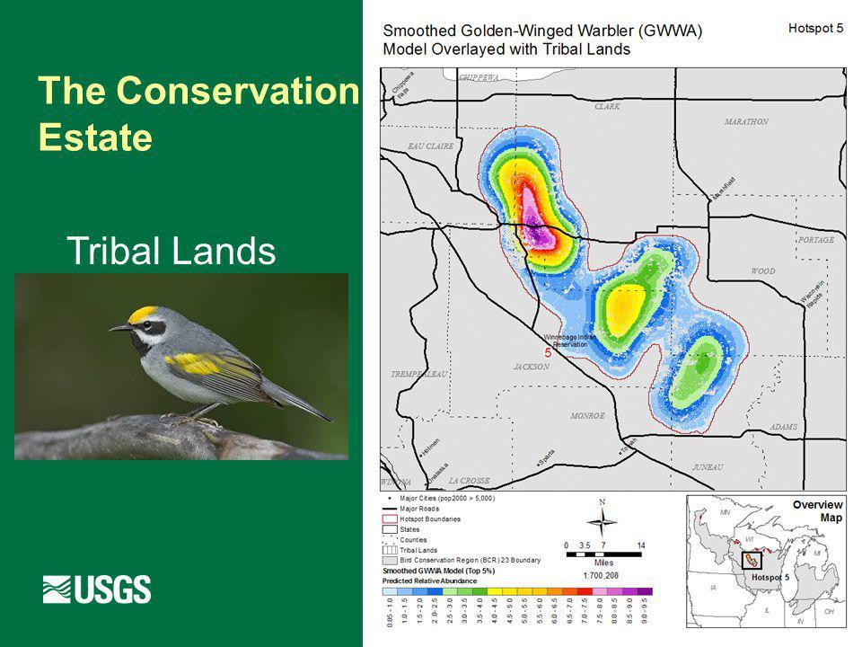 Tribal Lands The Conservation Estate