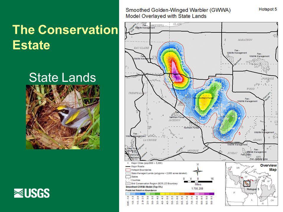 State Lands The Conservation Estate