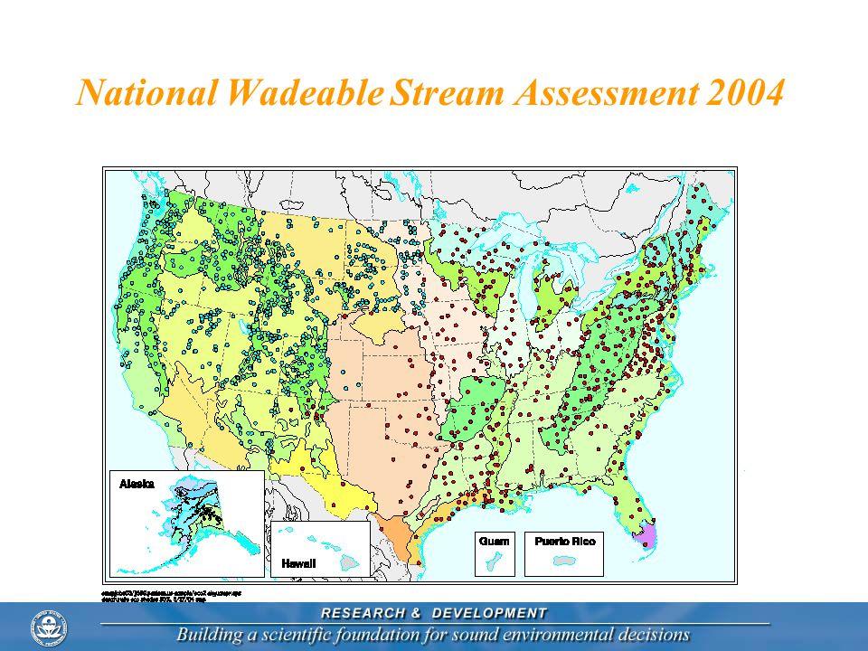 National Wadeable Stream Assessment 2004