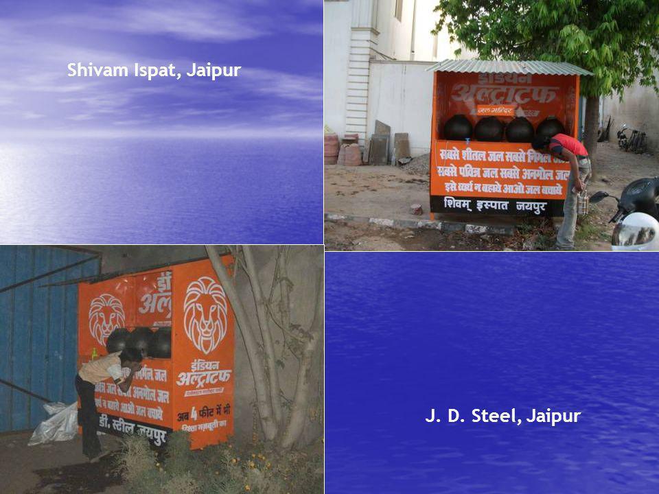 Shivam Ispat, Jaipur J. D. Steel, Jaipur