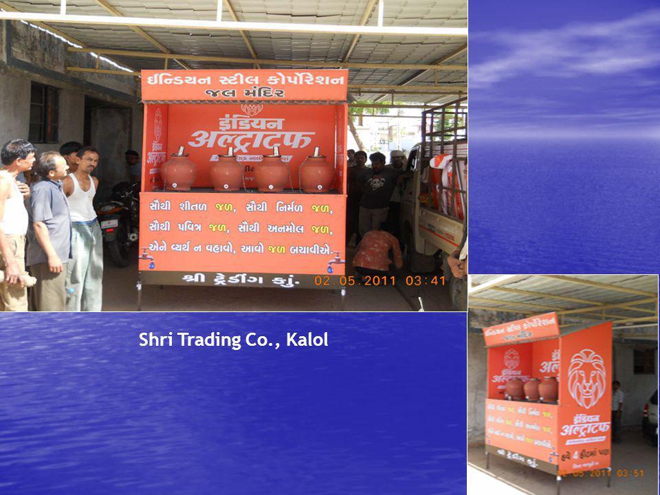 Shri Trading Co., Kalol