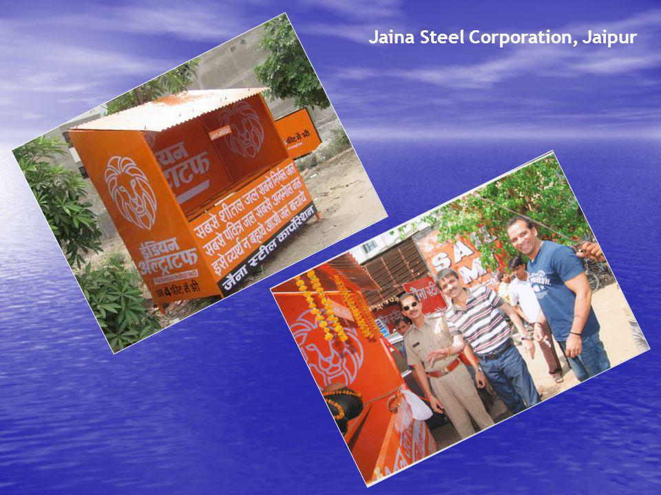 Jaina Steel Corporation, Jaipur