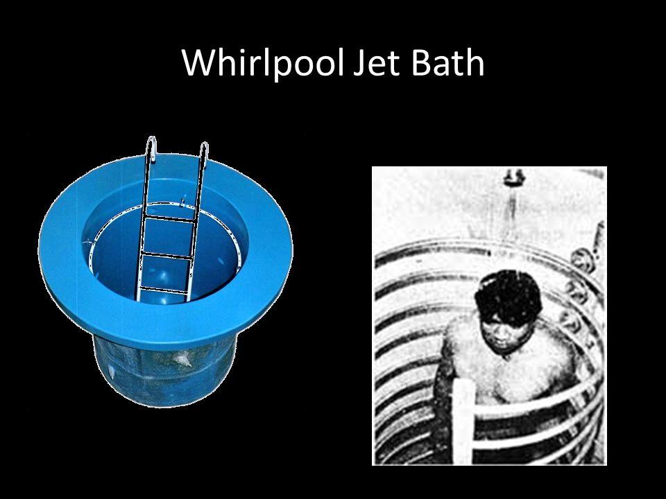 Whirlpool Jet Bath