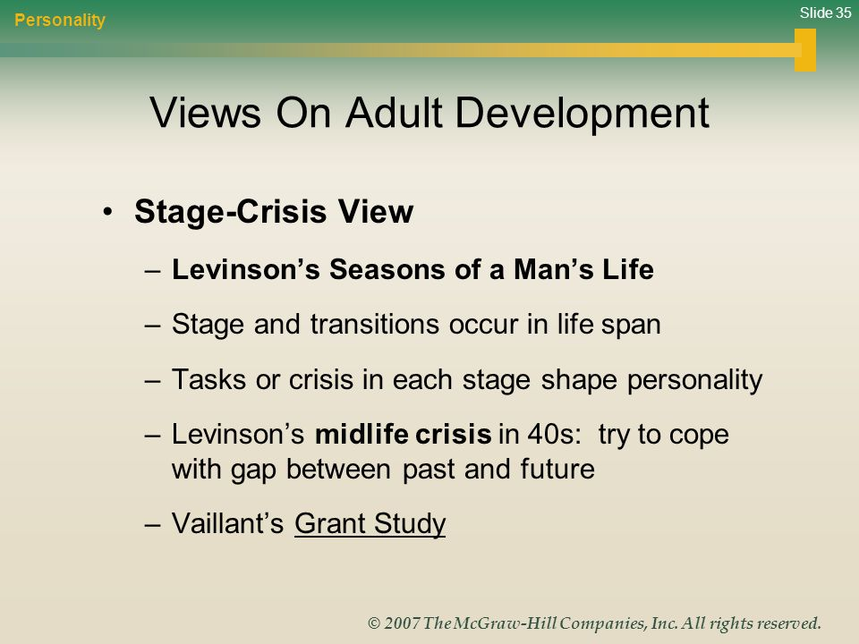 Slide 35 © 2007 The McGraw-Hill Companies, Inc.All rights reserved.
