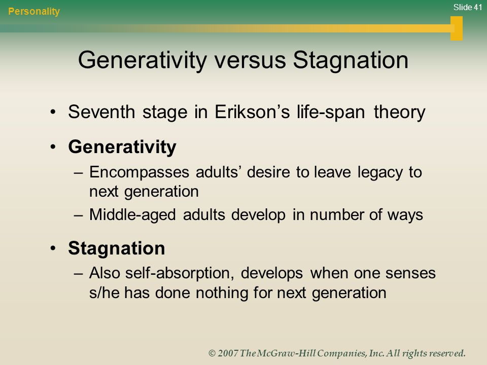 Slide 41 © 2007 The McGraw-Hill Companies, Inc.All rights reserved.
