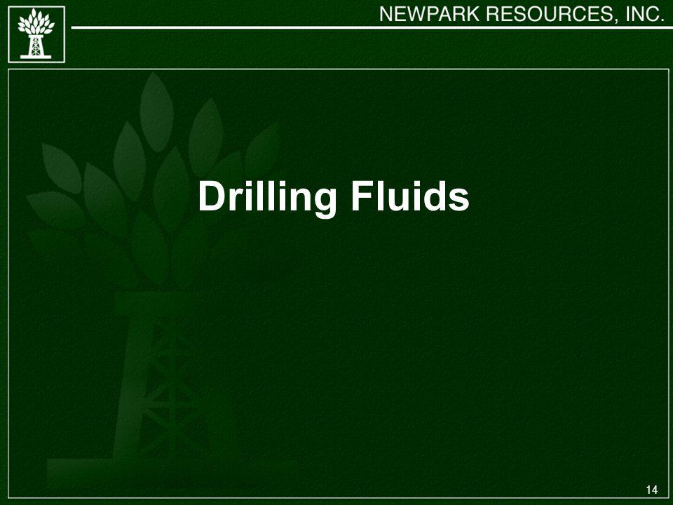 14 Drilling Fluids