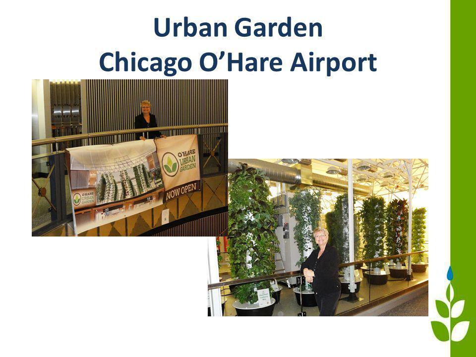 Urban Garden Chicago OHare Airport