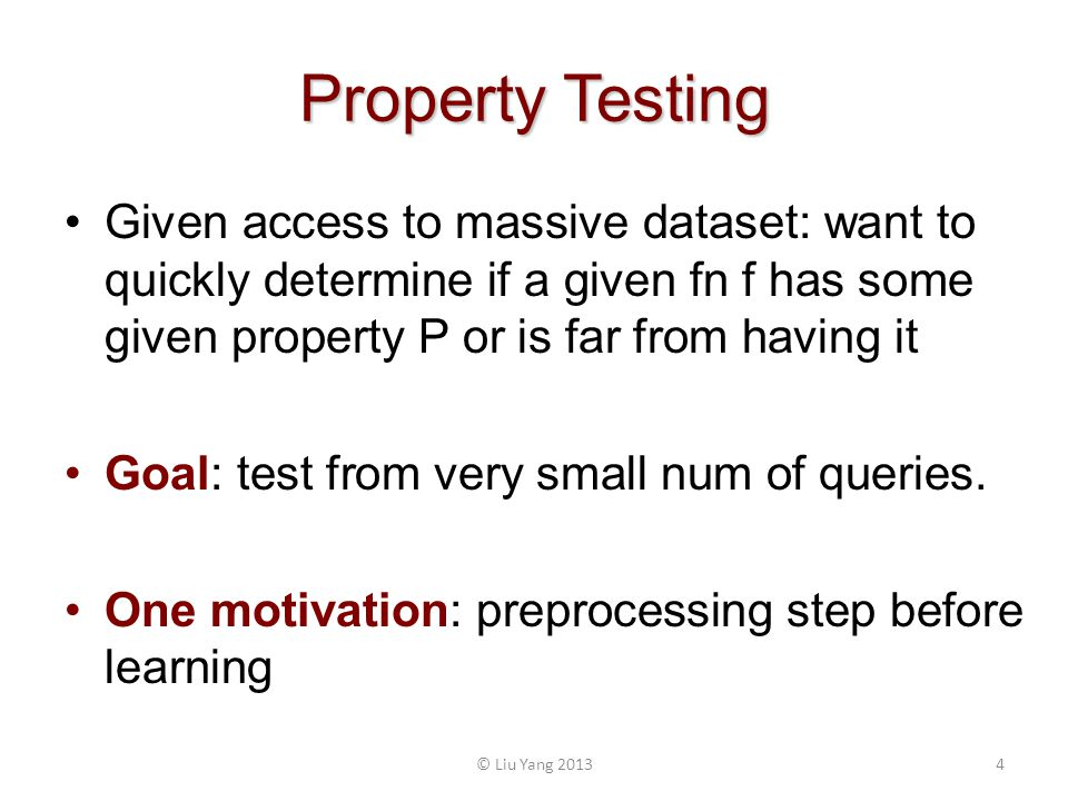 Open Problem Matching lb/ub for active testing LTF: n.