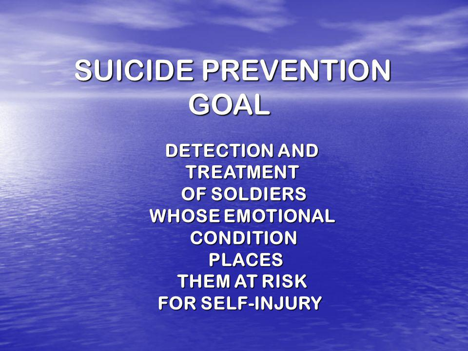 7 STEPS FOR PREVENTION 1.ASK IF ANYTHING IS WRONG 2.