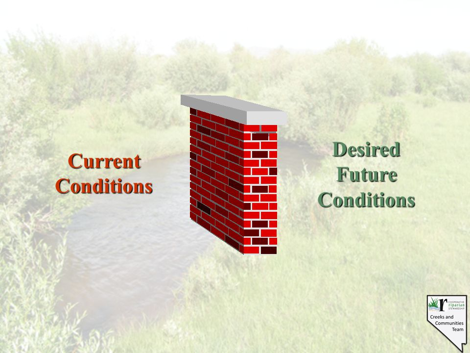 Current Conditions Desired Future Conditions