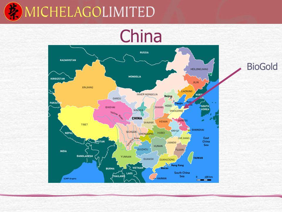 China BioGold