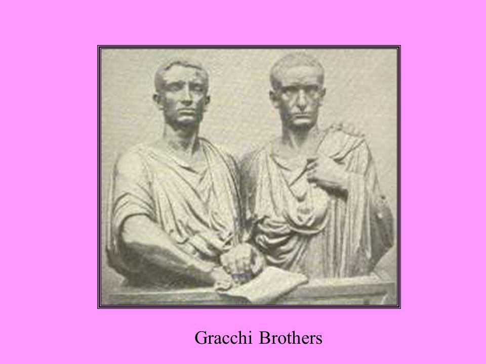 Gracchi Brothers