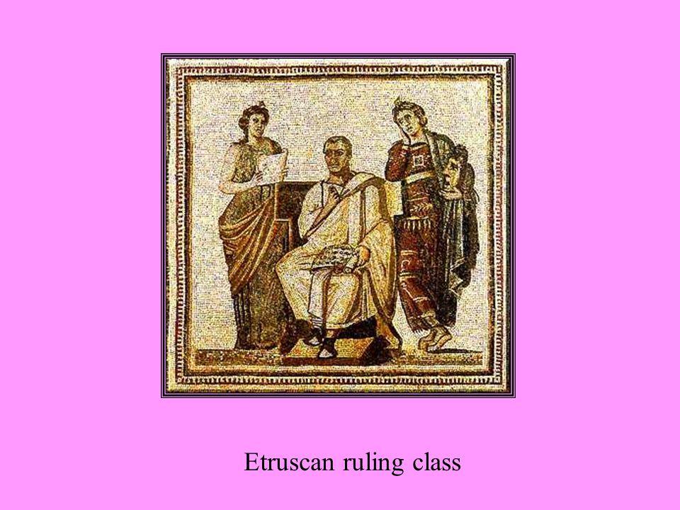 Etruscan ruling class