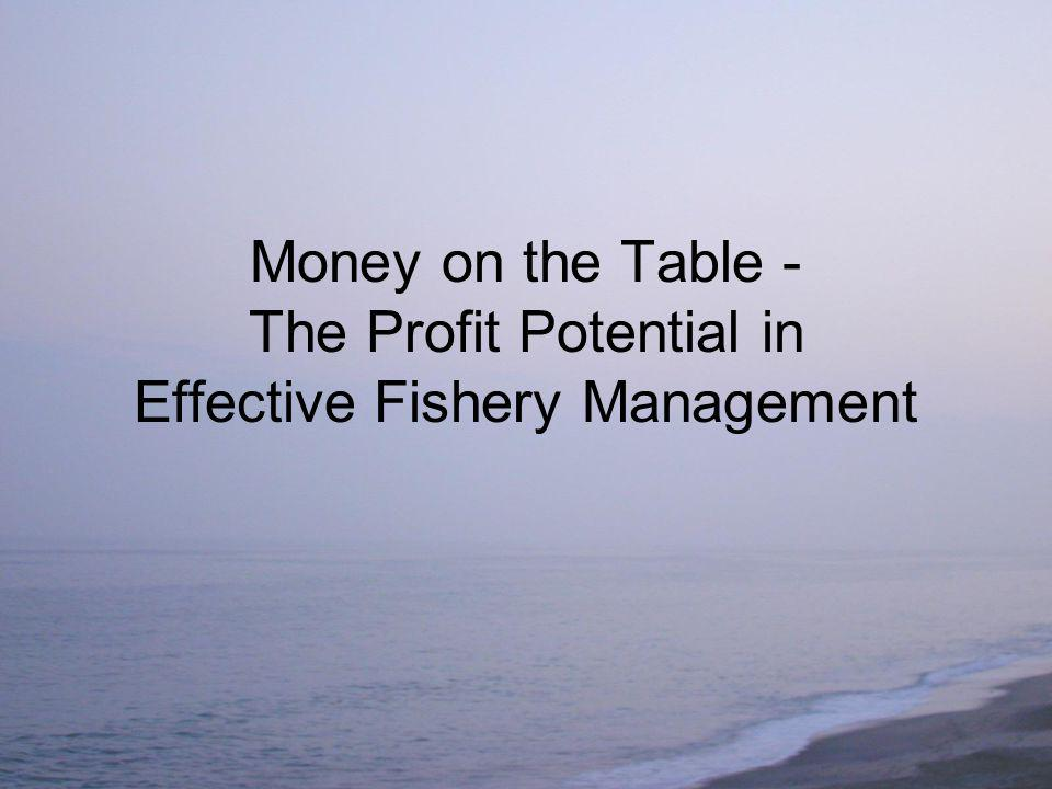 My Topics Simplified Fishery Management Lobster Management Programs in Other Places The Rhode Island Experience My Take on the California Lobster Fishery The Future of Fishery Management and How to Profit from Sustainability