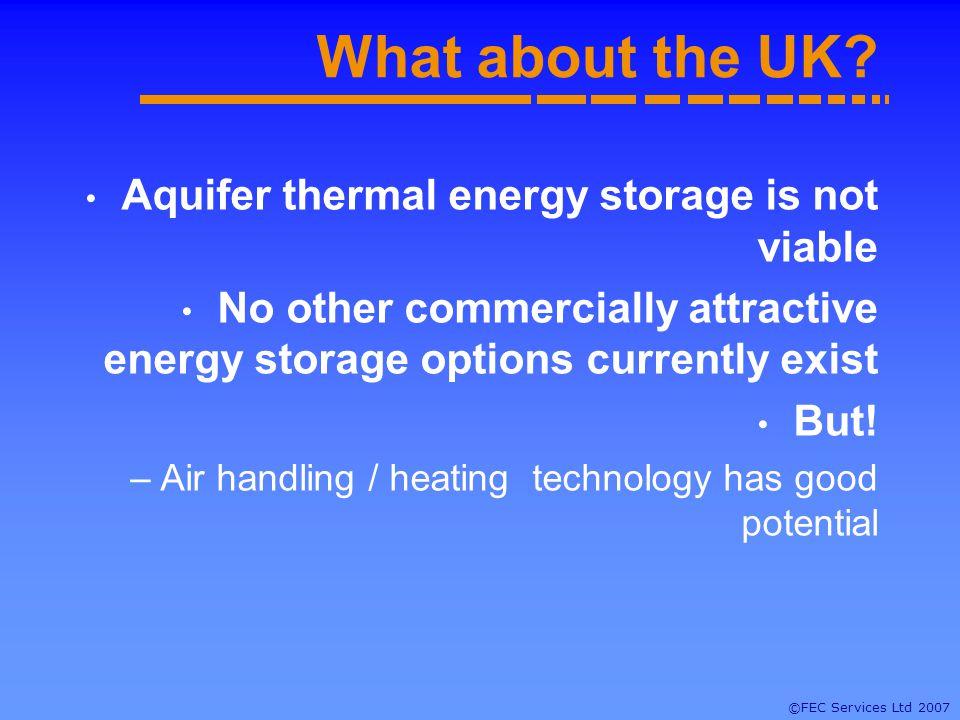 ©FEC Services Ltd 2007 What size boiler.Choose the biggest possible.