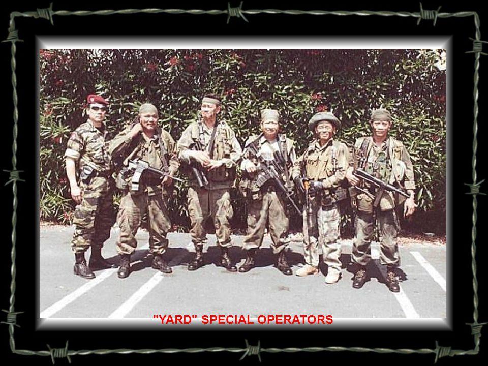 Yard troops