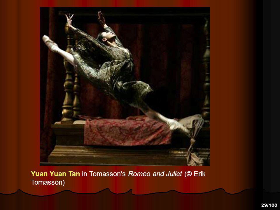 28/100 Yuan Yuan Tan in Tomasson's Romeo and Juliet ( © Erik Tomasson)May 2009