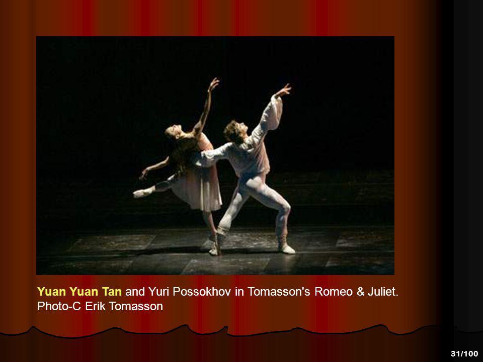 30/100 Renate Stendhal reviews Romeo and Juliet with Yuan Yuan Tan