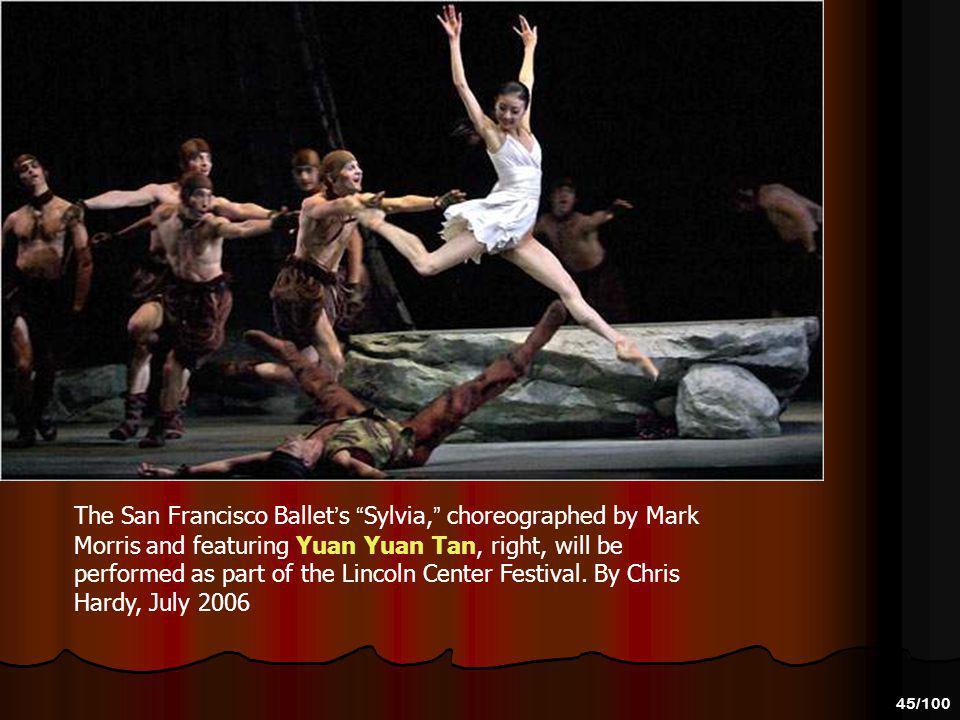44/100 Yuan Yuan Tan in Morris' Sylvia. Photo-C Chris Hardy