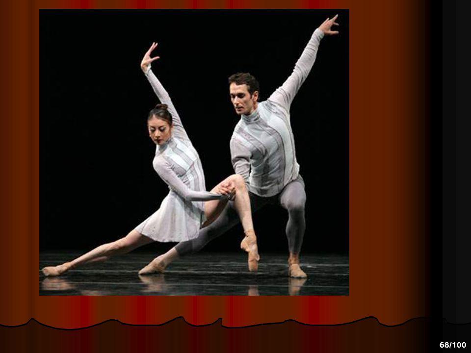 67/100 POWERFUL: Yuan Yuan Tan and Damian Smith from The San Francisco Ballet performing