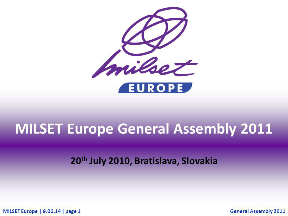 MILSET Europe | 9.06.14 | page 22 Expo-Sciences Participations to national expos European: Belgium / Russia / Spain / Slovakia / Italy / etc.