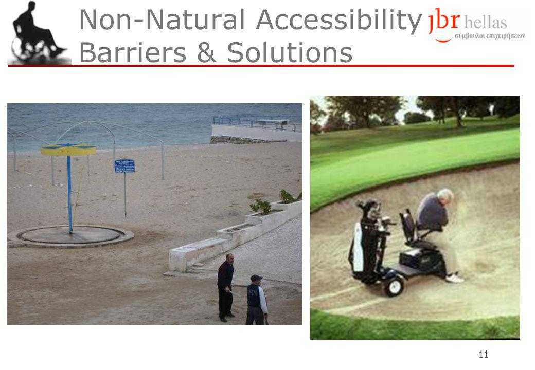 11 Non-Natural Accessibility Barriers & Solutions