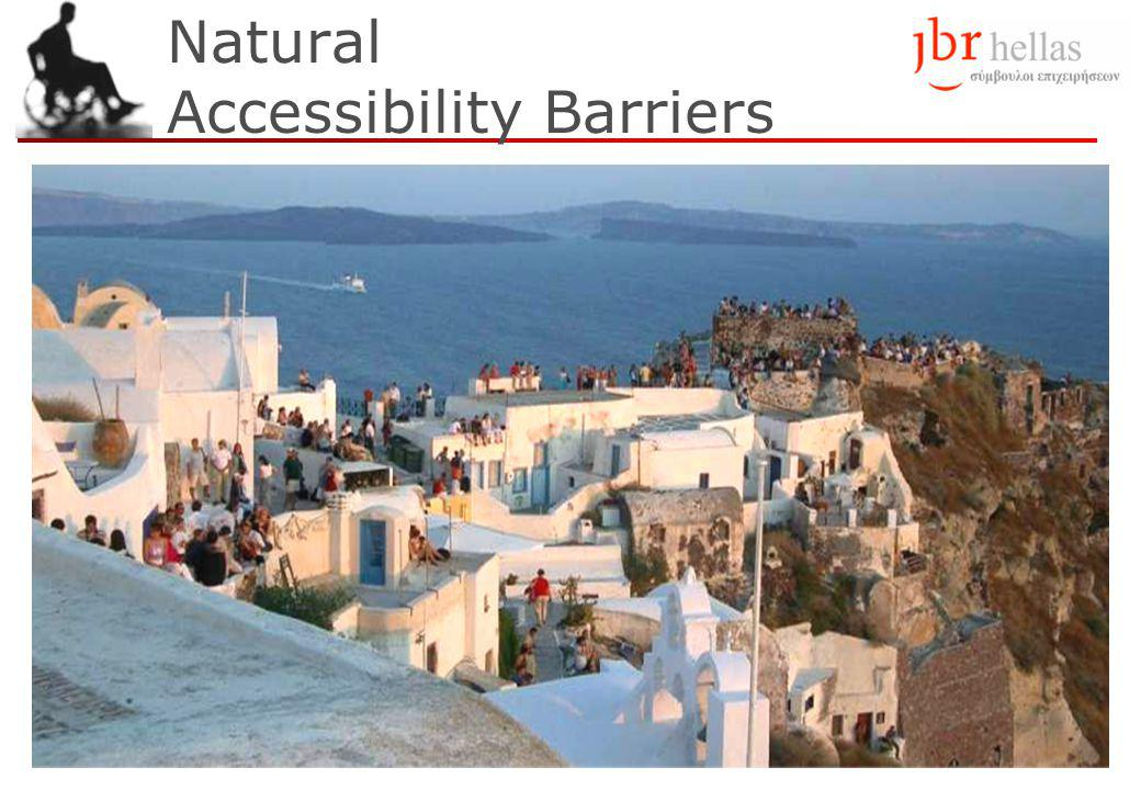 9 Natural Accessibility Barriers