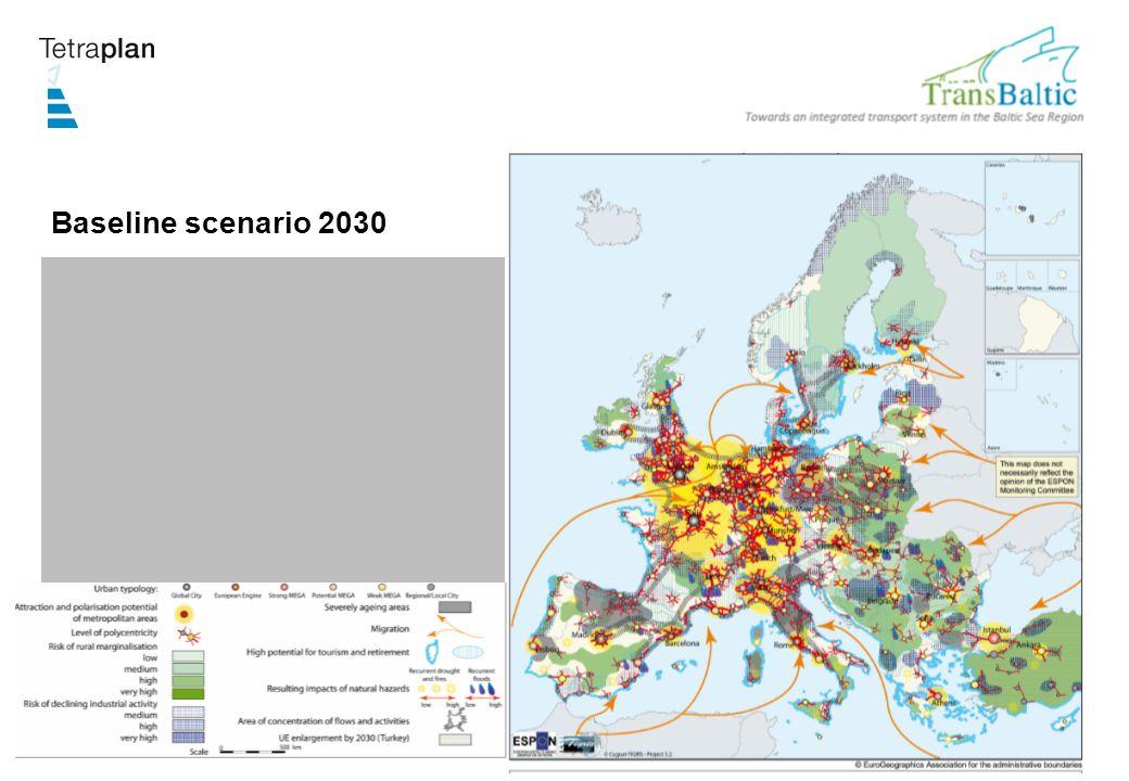 TP/ Side 6 Baseline scenario 2030