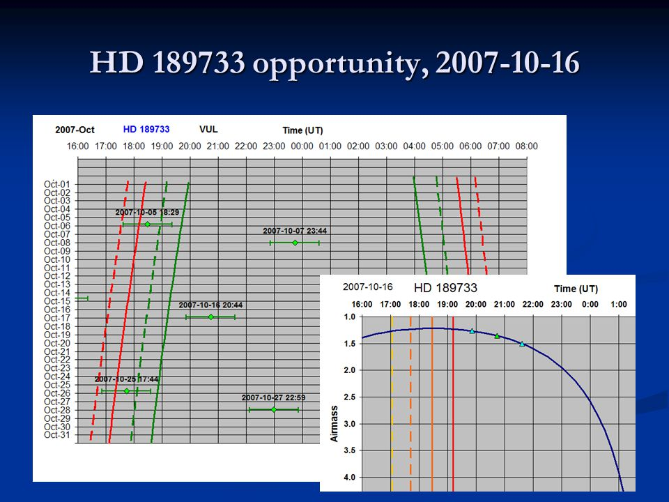 HD 189733 opportunity, 2007-10-16