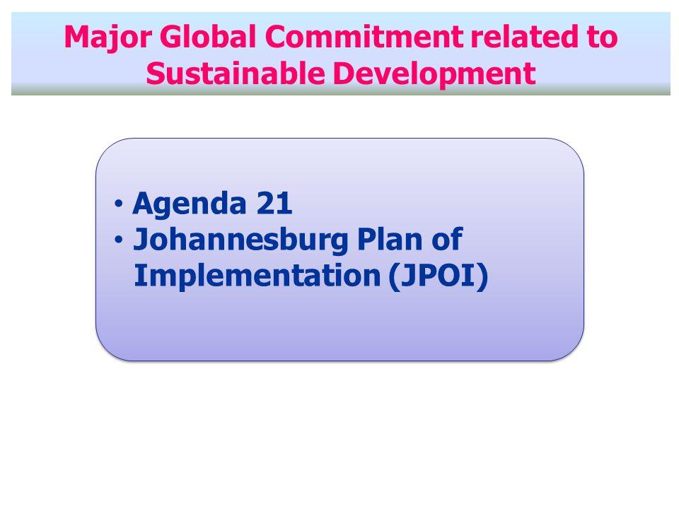 Thailands Policy Framework towards Sustainability