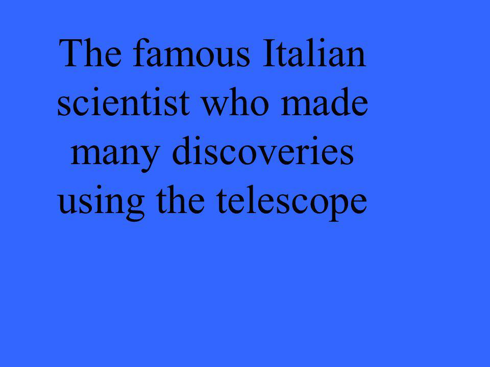 What are reflecting telescopes?