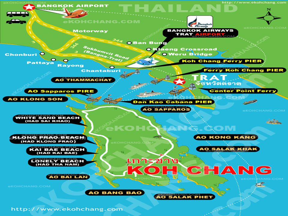 BEHAVIOR ANALYSIS OF THAI TOURISTS TO VISIT KOH CHANG After visiting to Koh Chang, the tourists while have a impression and would like to return to Koh Chang again.