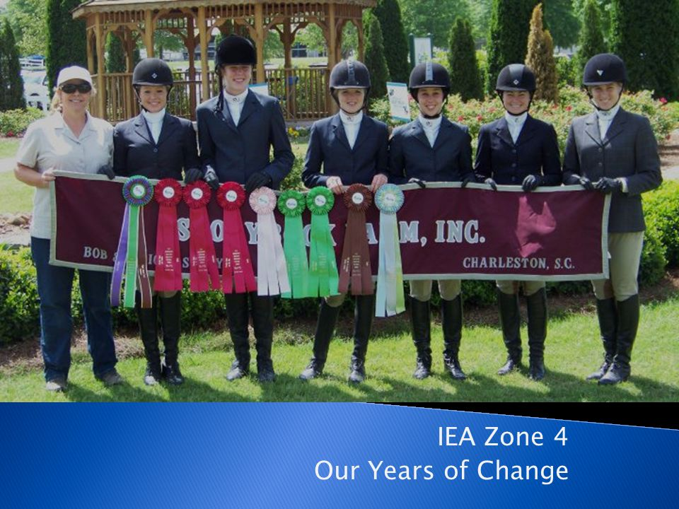 -Created the Best Turned Out Horse Award and the Most Valuable Horse Award -Experimented with lower numbers of rides -More shows with stalls and overnight stabling -Created a Master Horse Description to better understand our horses We focused on our horses