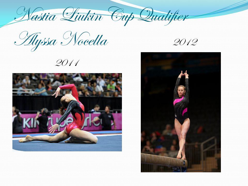 Nastia Liukin Cup Qualifier Alyssa Nocella 2011 2012