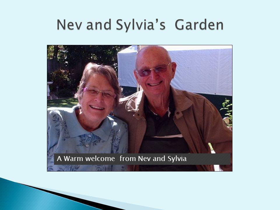 A Warm welcome from Nev and Sylvia