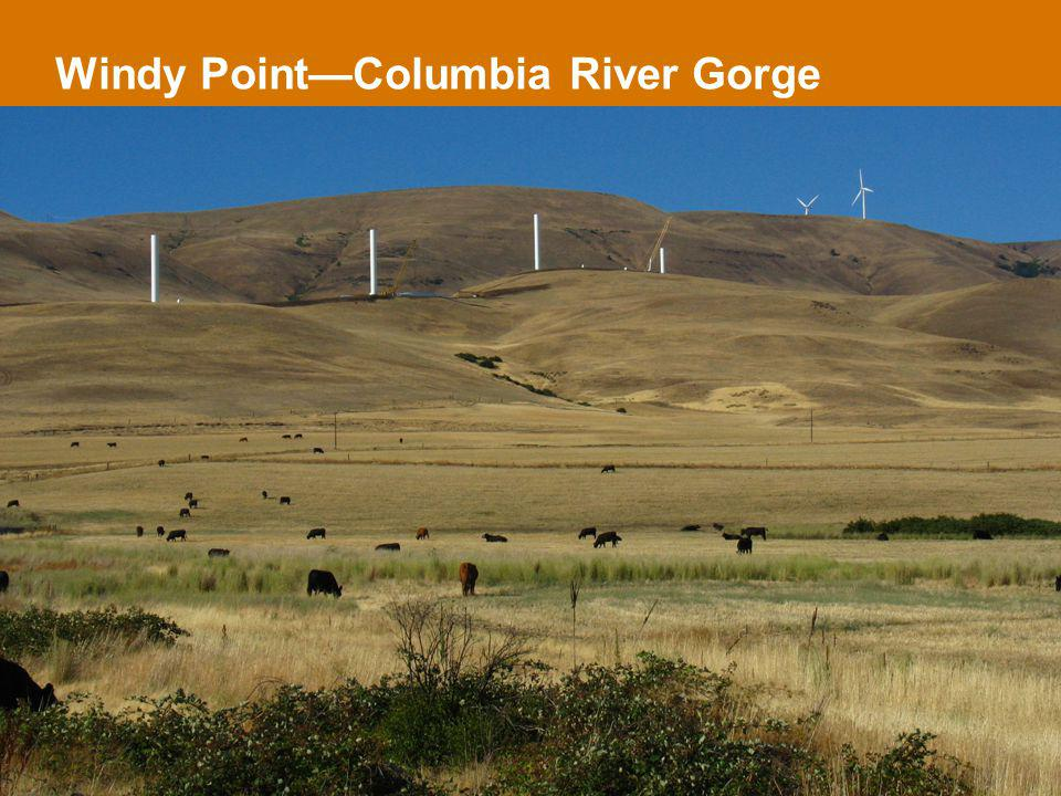 Windy PointColumbia River Gorge