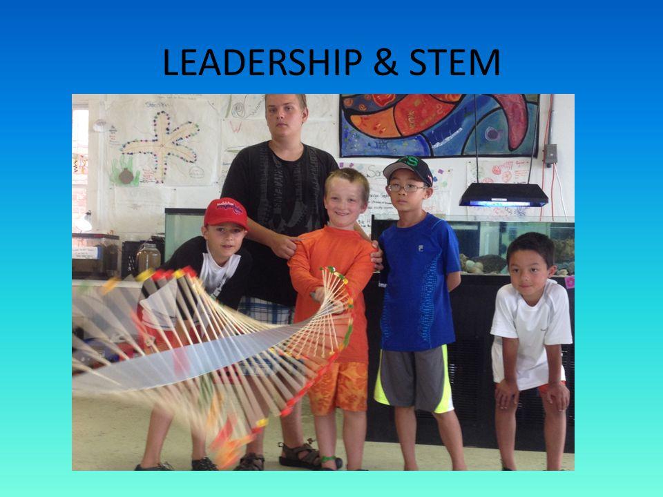 LEADERSHIP & STEM