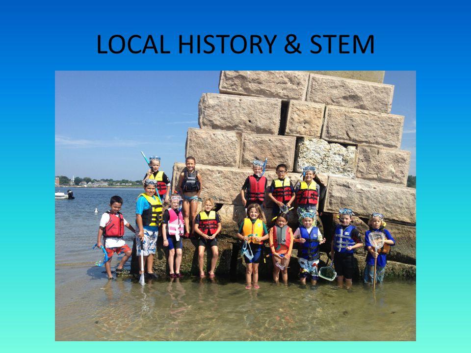 LOCAL HISTORY & STEM