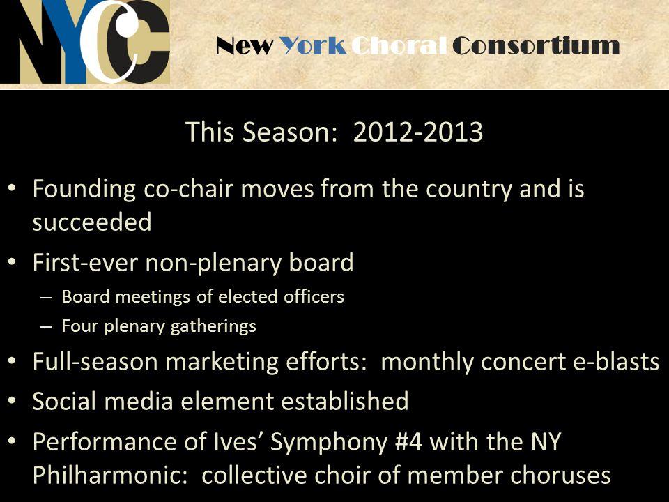 New York Choral Consortium