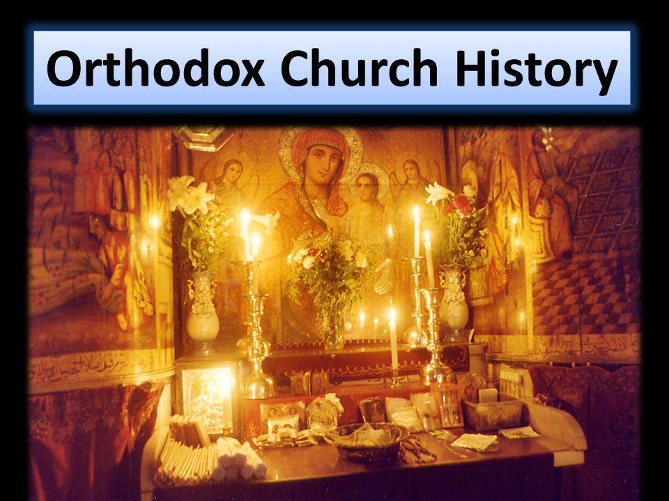 Orthodox Church History