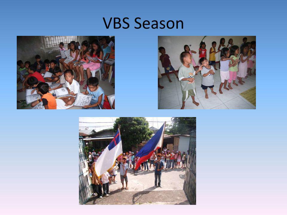 VBS Season