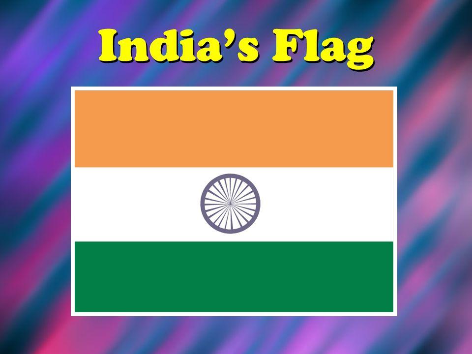 Indias Flag
