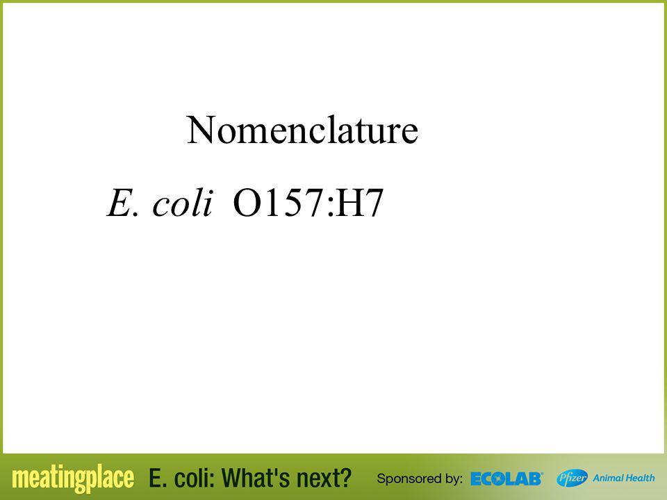 Antimicrobials - Variety High InoculumLow Inoculum SurvivalReductionSurvivalReduction Non-Trt5.8-4.1- W@25°C4.61.23.50.6 AC, 0.001%5.40.43.40.8 AA, 2%4.21.62.02.1 LA, 2%@55°C2.53.31.13.1 LB, 1%5.10.73.60.6 PAA, 0.02%4.41.42.71.4 ASC, 0.02%3.91.92.12.0 CPC, 0.5%1.04.80.53.6 Ransom et al., 2003 Boneless beef short plates & Lean tissue pieces; E.