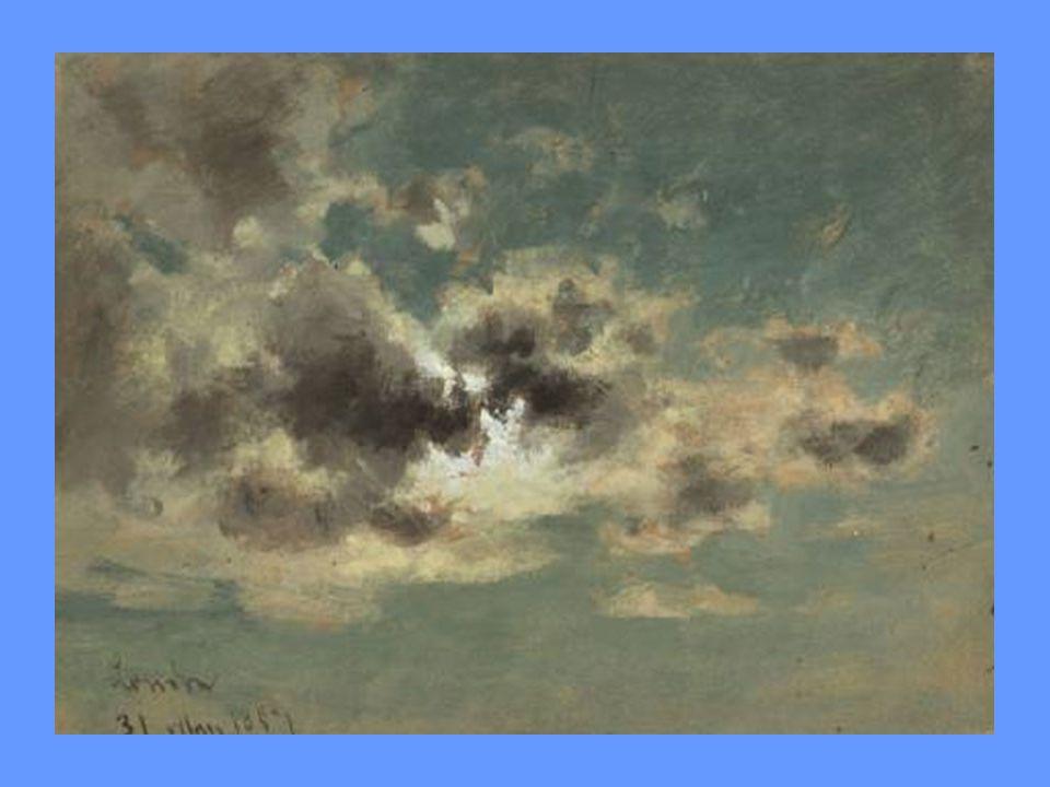 David Cox Clouds 1857