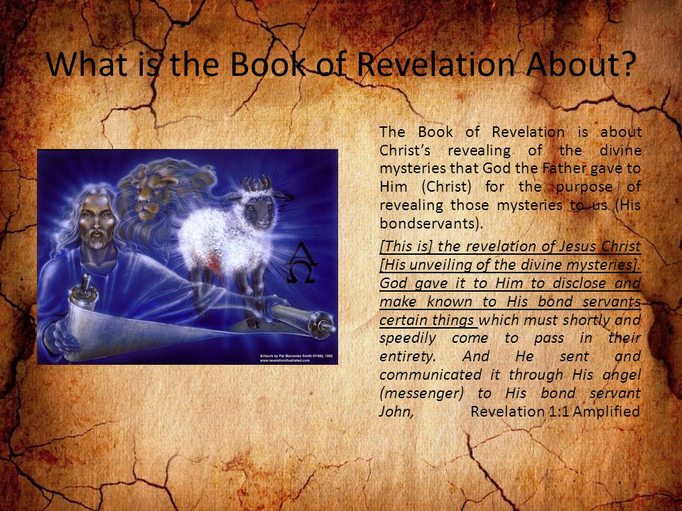 What is the Book of Revelation About.