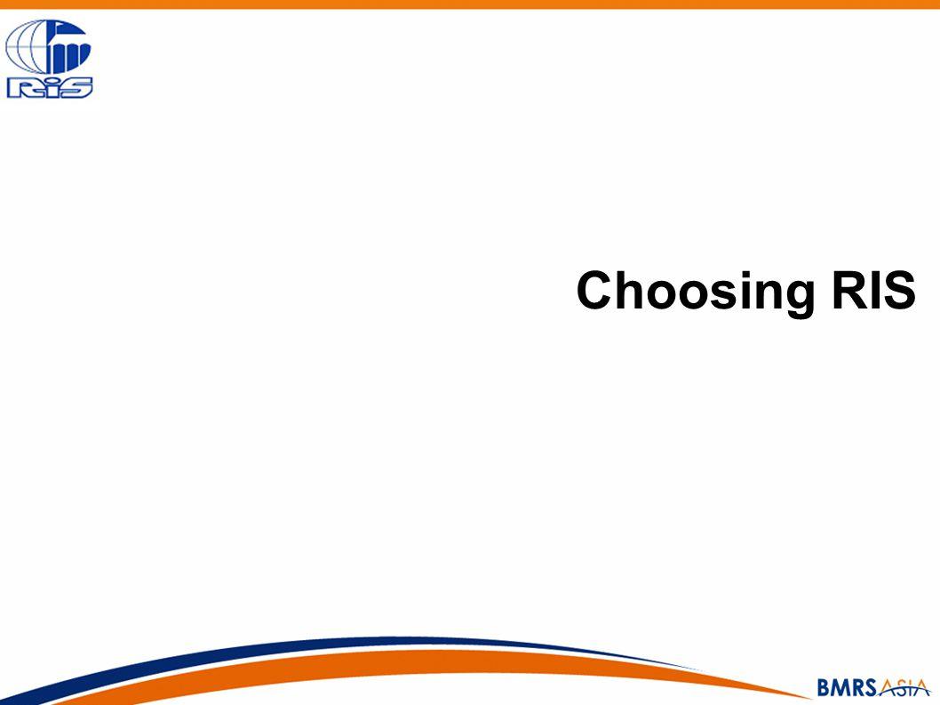Choosing RIS