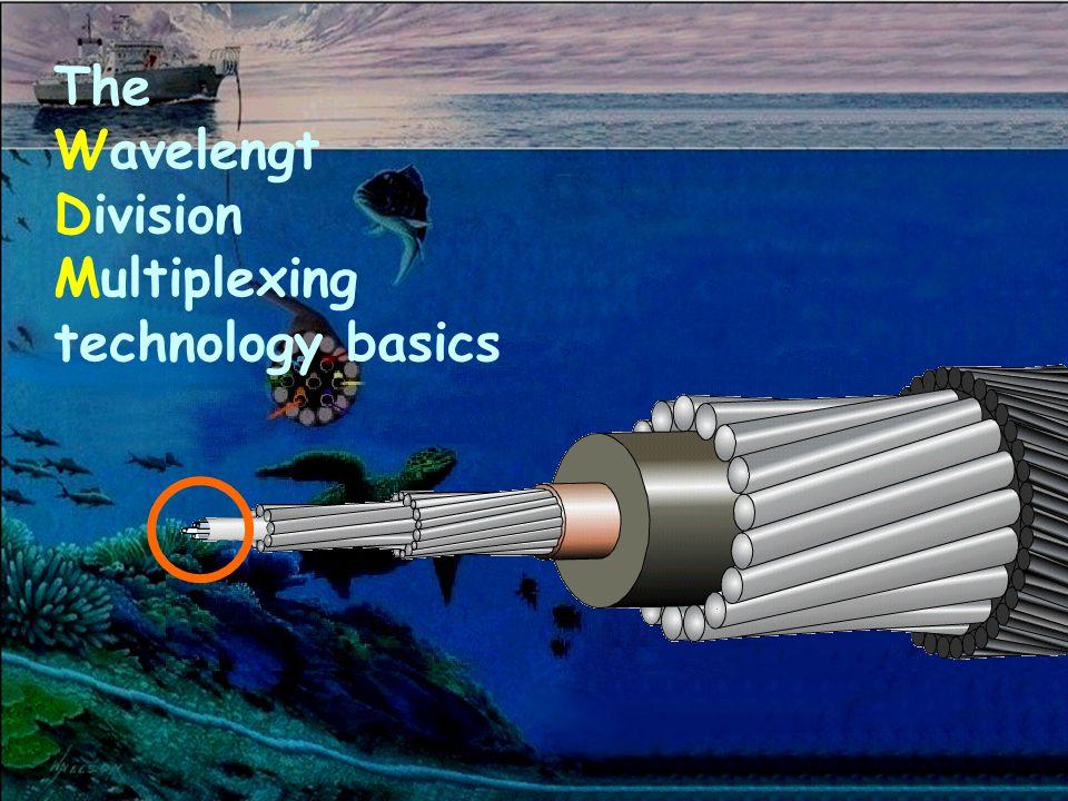 The Wavelengt Division Multiplexing technology basics
